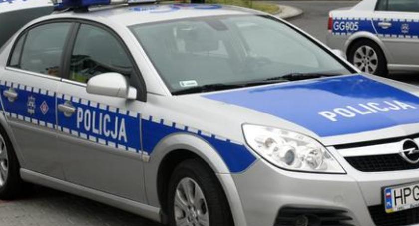 """Komunikaty policji, listopada listopada akcja """"Listopadowy weekend - zdjęcie, fotografia"""