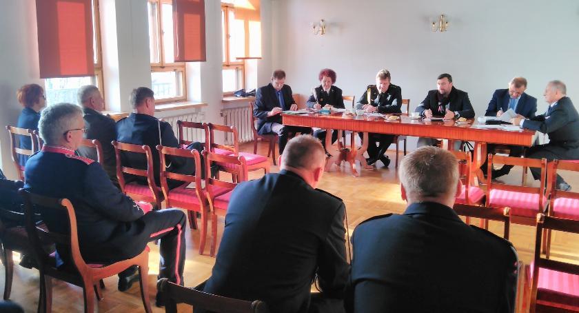 Samorząd, Zebranie Zarządu Oddziału Miejsko Gminnego Wyszogrodzie - zdjęcie, fotografia