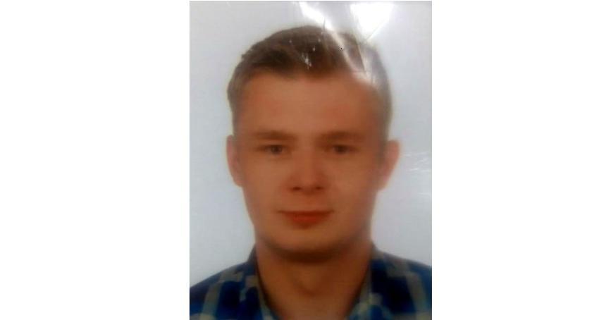 Osoby Poszukiwane, Zaginiony Nowatkiewicz - zdjęcie, fotografia