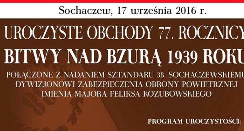 Uroczyste Obchody 77.rocznicy Bitwy nad Bzurą .