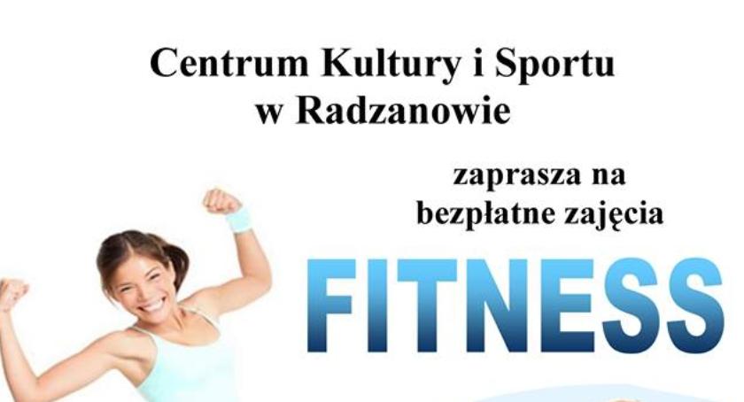 Centrum Kultury i Sportu w Radzanowie  wznawia  zajęcia taneczne.