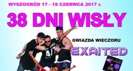XXXVIII Dni Wisły – Wyszogród  2017 - Harmonogram obchodów