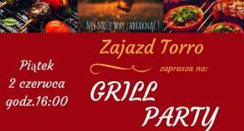 Zajazd Torro Czerwińsk Grill Party - Piątek 2,06 od godz 16