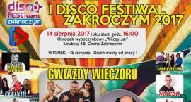 I DISCO - FESTIWAL -Zakroczym 2017.