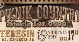 Piknik Country w Teresinie pod nazwą STACJA TERESEEN COUNTRY & FOLK