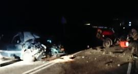 Wypadek na drodze nr 50 Grodkowo