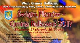 """Święto Plonów – Gmina Bulkowo 2017"""