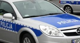 Wypadek w Cekanowie na drodze nr 62