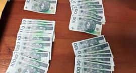 Bodzanów Policjanci zatrzymali fałszerza pieniędzy